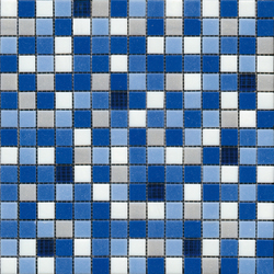 Fashion Variation Marines | Glass mosaics | Porcelanosa
