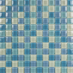 Glacier Mix Celestes 2-3x2-3 | Mosaici | Porcelanosa