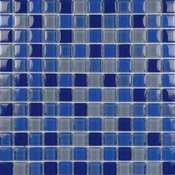 Glacier Mix Marinos 2-3x2-3 | Glass mosaics | Porcelanosa