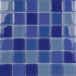 Glacier Mix Marinos 5x5 | Glas Mosaike | Porcelanosa