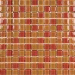 Glacier Mix Naranjas 2-3x2-3 | Mosaics | Porcelanosa