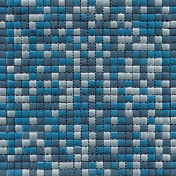 Iglu Mix Azules | Glass mosaics | Porcelanosa