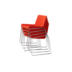 Tonic stackable chair | Siegès de conference | Rossin