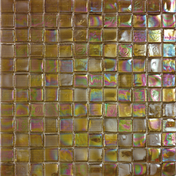 Island Earth Square | Glass mosaics | Porcelanosa