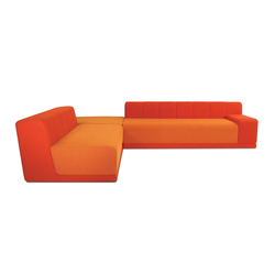 Lear | Modular seating systems | Modus