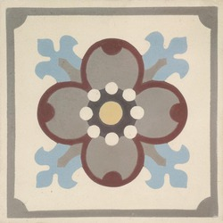Cement tile | Floor tiles | VIA