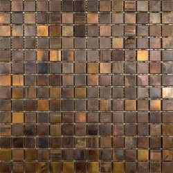Noohn Metal Mosaics Cobre | Mosaici in metallo | Porcelanosa