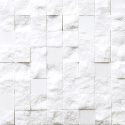 MIx Big Even White | Mosaïques en pierre naturelle | Porcelanosa