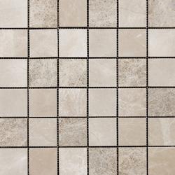 MIx Crema Alejandria Capucino Texture 5x5 | Revestimientos de fachada | Porcelanosa