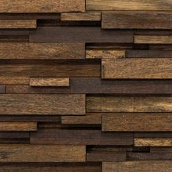 Noohn Stone Mosaics Modul Wood | Revestimientos de fachada | Porcelanosa