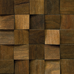 Noohn Stone Mosaics Feel Wood | Facade cladding | Porcelanosa