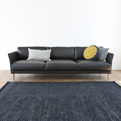 Theo sofa system | Canapés d'attente | Case Furniture