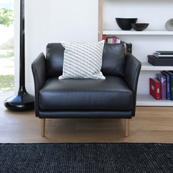 Theo sofa system | Poltrone lounge | Case Furniture