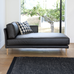 Theo sofa system | Chaise longue | Case Furniture