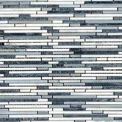 Pulidos Aichi Brik Greys | Mosaicos de piedra natural | Porcelanosa