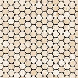 Pulidos Concept Crema Italia | Mosaicos de piedra natural | Porcelanosa