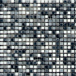 Pulidos Micro Mix Greys | Natural stone mosaics | Porcelanosa