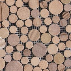 Pulidos Moon Beige Sandstone | Natural stone mosaics | Porcelanosa