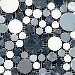 Pulidos Moon Mix Greys | Mosaics | Porcelanosa