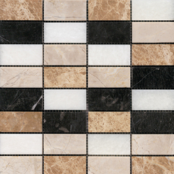 Pulidos Multicolor | Mosaïques en pierre naturelle | Porcelanosa