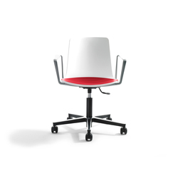 High End Task Chairs With Lumbar Support Fixed On Architonic