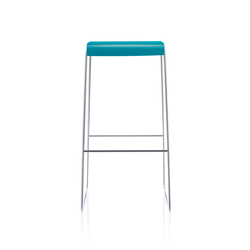 fina bar stool 6401 | Taburetes de bar | Brunner