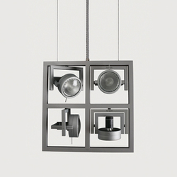 Diapason Kwadro Vertical | Focos reflectores | Kreon