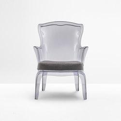 Pasha 660 | Garden armchairs | PEDRALI