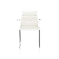 fina 6424/A | Visitors chairs / Side chairs | Brunner