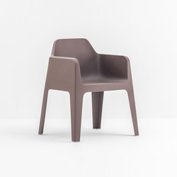 Plus 630 | Restaurant chairs | PEDRALI