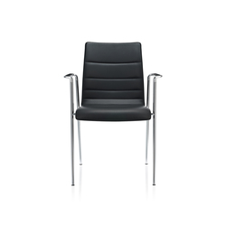 fina 6428/A | Visitors chairs / Side chairs | Brunner