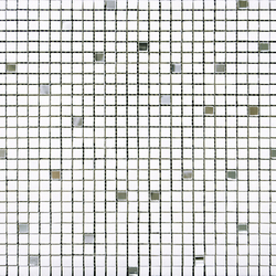 Victorian Blanco Thassos Mirror | Mosaïques en pierre naturelle | Porcelanosa
