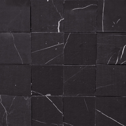 Victorian Feel Negro Marquina | Natural stone mosaics | Porcelanosa