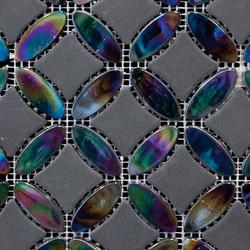 Victorian Island Star Black | Mosaïques en pierre naturelle | Porcelanosa