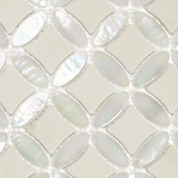 Victorian Island Star White | Mosaici | Porcelanosa