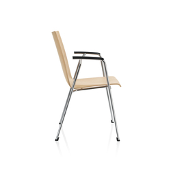 first line 4506/A | Multipurpose chairs | Brunner