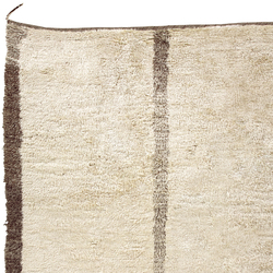 Le Maroc Blanc | Three Stripes | Rugs / Designer rugs | Jan Kath