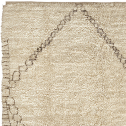 Le Maroc Blanc | Diamond | Rugs | Jan Kath