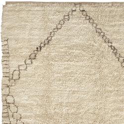 Le Maroc Blanc | Diamond | Rugs / Designer rugs | Jan Kath