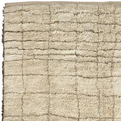 Le Maroc Blanc | Stripes | Rugs / Designer rugs | Jan Kath
