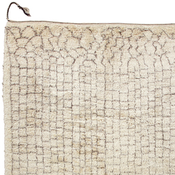 Le Maroc Blanc | The Net | Rugs / Designer rugs | Jan Kath