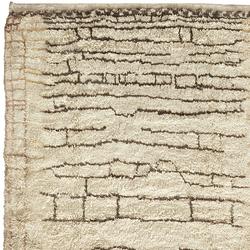 Le Maroc Blanc | Quarain | Rugs / Designer rugs | Jan Kath
