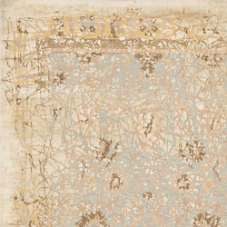 Erased Heritage | Ziegler Prince Pleasure | Tapis / Tapis design | Jan Kath