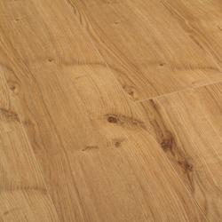 Lama Supreme Roble Rustico Texture | Laminate flooring | Porcelanosa