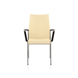 linos 1232/A | Visitors chairs / Side chairs | Brunner