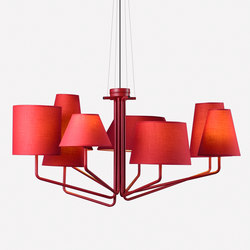 Tria hanging lamp | Suspensions | almerich