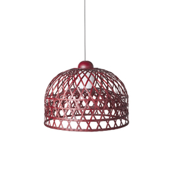 Emperor Suspended Lamp Medium | Suspensions | moooi