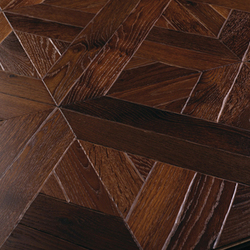 Classic Roble Ebano Luxor | Wood flooring | Porcelanosa