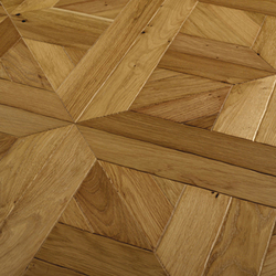 Classic Roble Luxor Cepillado | Wood flooring | Porcelanosa