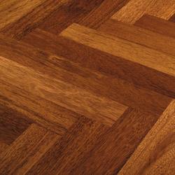 Classic Espiga Merbau kenya | Wood flooring | Porcelanosa